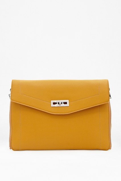 Hillary Structured Clutch