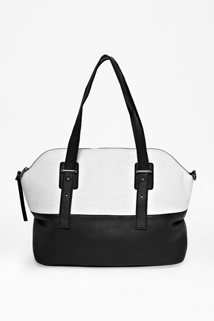 Megan Two-Tone Tote