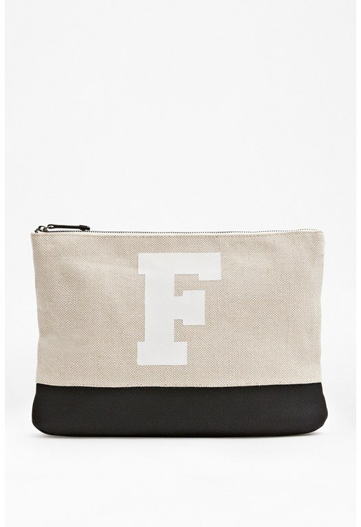 Flo Jute Ipad Case