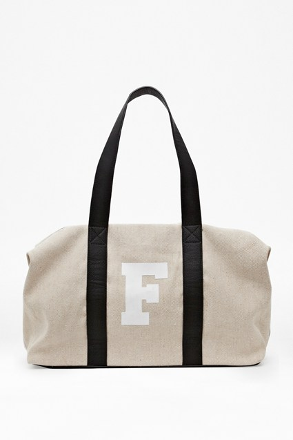 Florrie Jute Shoulder Bag
