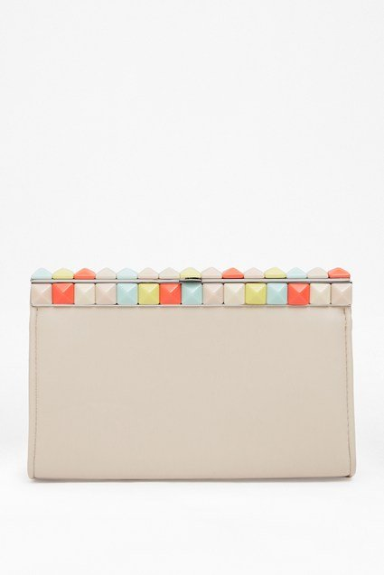 Reah Embellished Clutch
