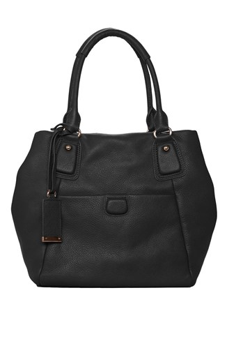 Soft Touch Leather Tote