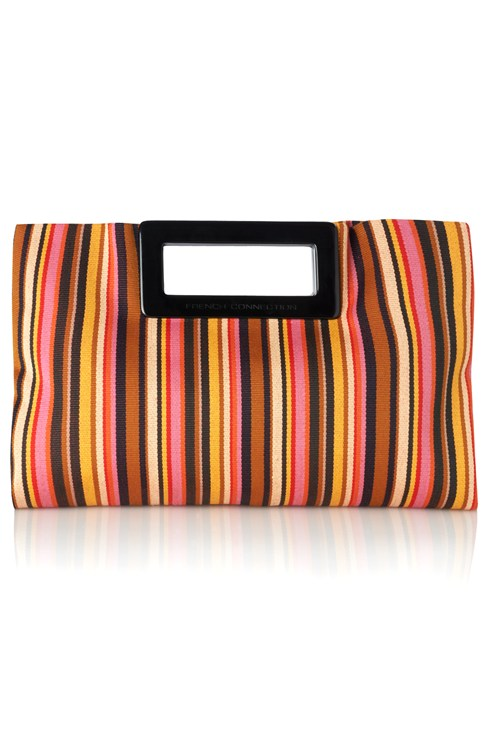 Frankie Stripe Shopper