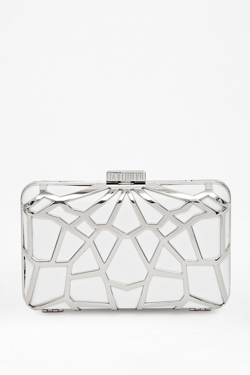Hattie Box Clutch