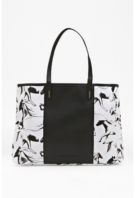 Wild Horses Shopper Bag