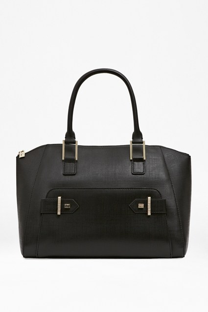 Nena Leather Tote Bag