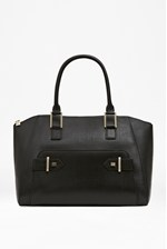 Looks Great With Nena Leather Tote Bag