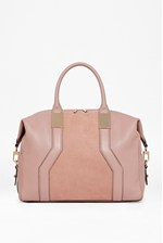 Looks Great With Evie Leather Tote
