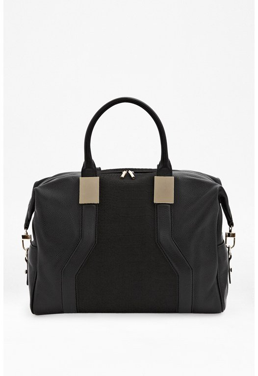 Evie Leather Tote