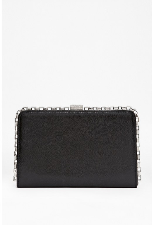 Lina Chain Detail Clutch