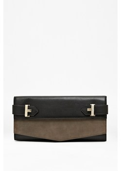 Reyna Leather Clutch