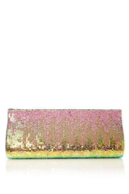 Sizzle Sequins Clutch