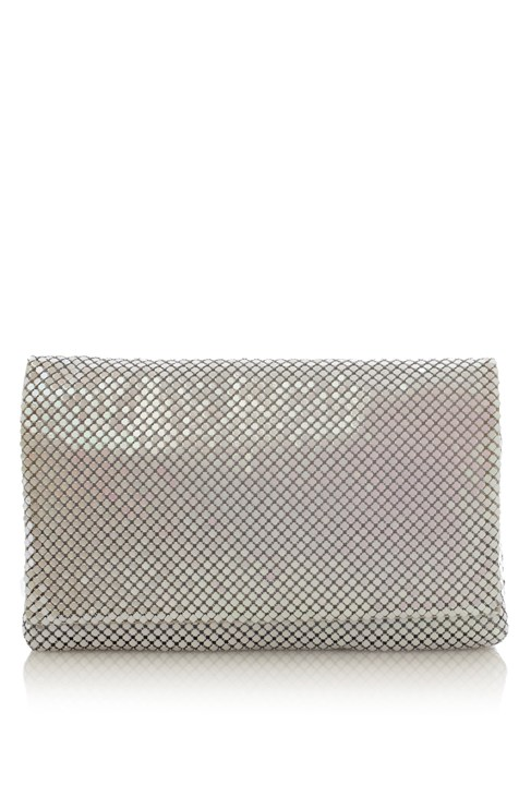 Winter Slinky Clutch