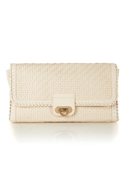 Betty Braid Clutch