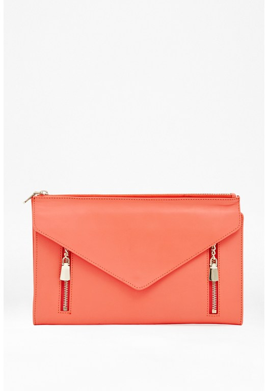 Lora Leather Crossbody Bag