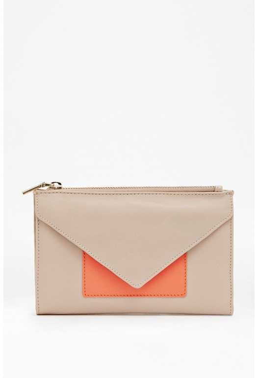 Saskia Leather Crossbody Bag