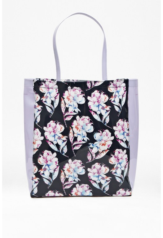 Claire Floral Shopper Bag