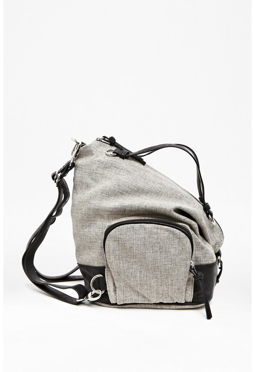 Delilah Canvas Backpack