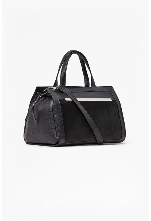 Connie East West Leather Tote Bag