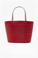 Looks Great With Macaua Straw Basket Tote