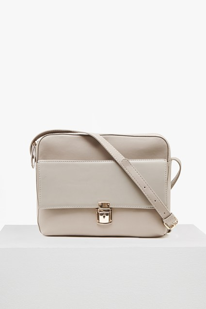 Clean PU Caroli Crossbody Bag