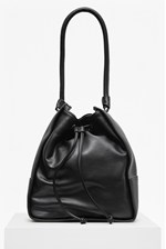 Looks Great With Stabstitch Faux Leather Hobo Bag