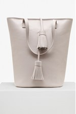 Looks Great With Multi Tassel PU Betty Tote