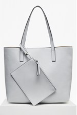 Looks Great With Core Shopper Bag With Pouch