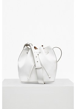 Core Contrast Edge Bucket Bag