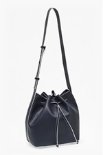 Looks Great With Core Contrast Edge Bucket Bag