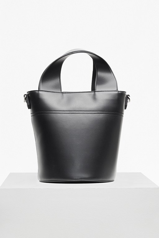 Complete the Look Wide Strap Bucket Bag