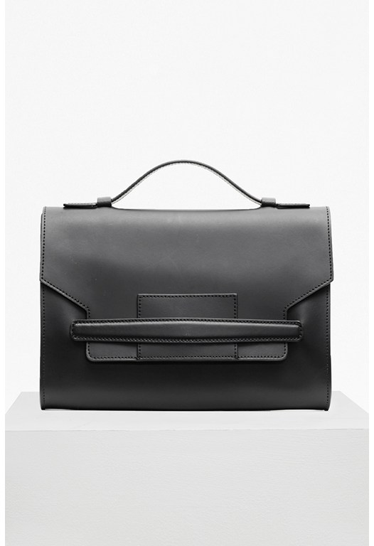 Vachetta Leather Cross Body Bag