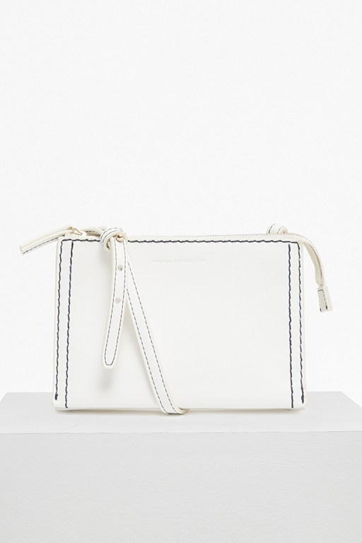 Complete the Look Stabstitch Cross Body Bag