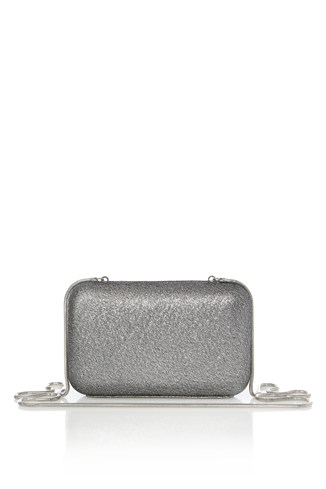 Kimberley Sparkle Box Clutch