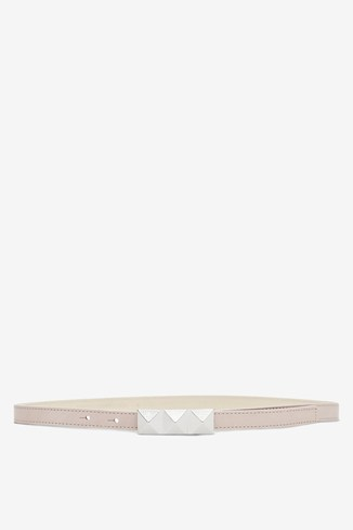 Opal Leather Belt