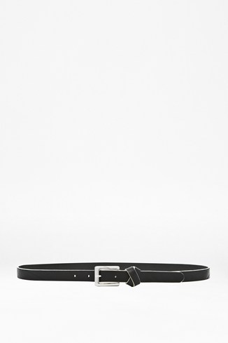 Shelly Leather Belt