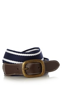 Fabio Striped Belt
