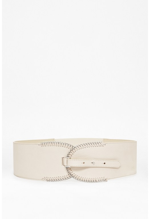 Briony Leather Waist Belt