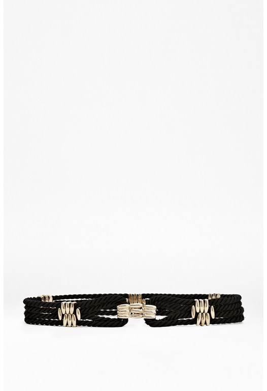 Madeline Rope Belt