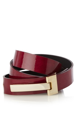 Amelia Waisted Leather Belt