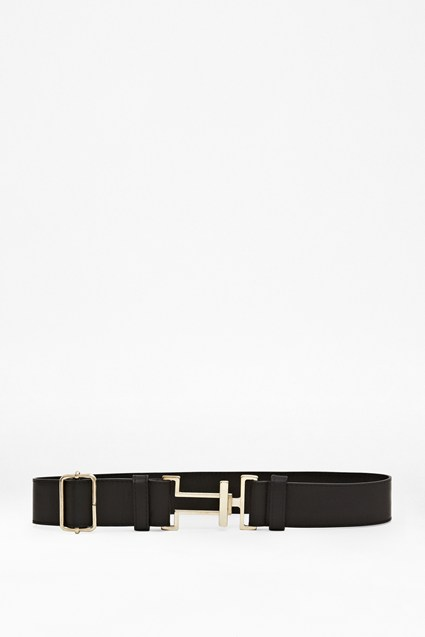 Autumn Leather Waist Belt