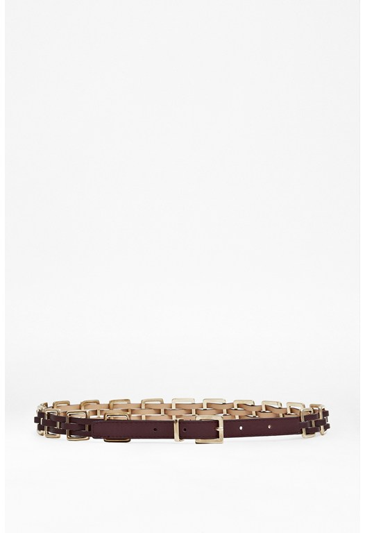 Lottie Leather Waist Belt
