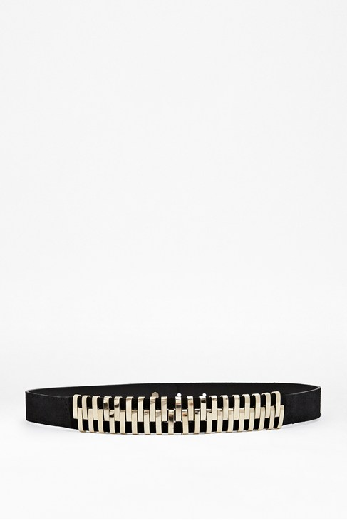 Olivia Leather Belt