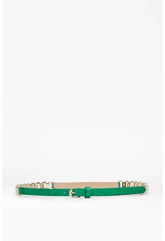 Paige Leather Waist Belt