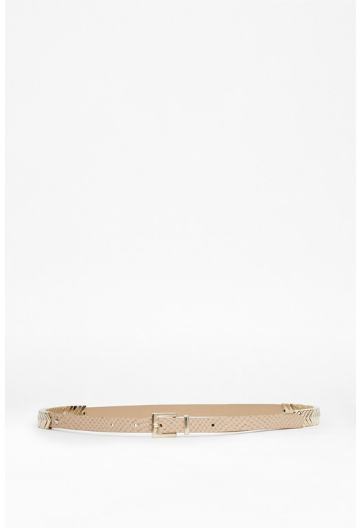 Harriet Leather Waist Belt