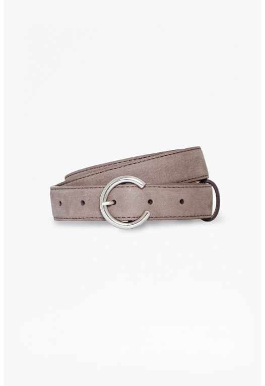 Alexa Leather Belt