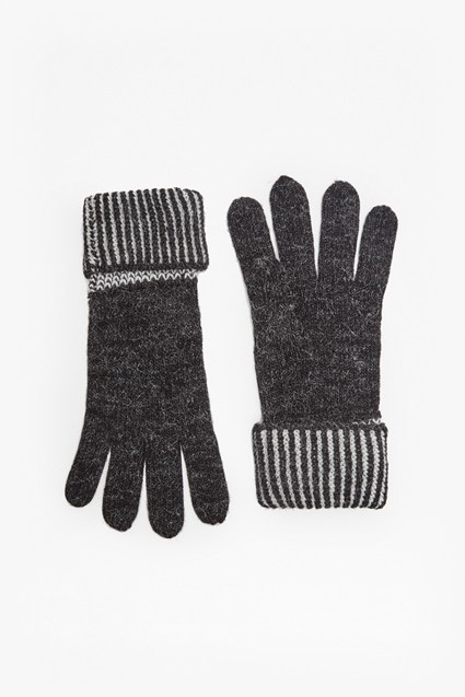 Pocket Knit Lina Gloves