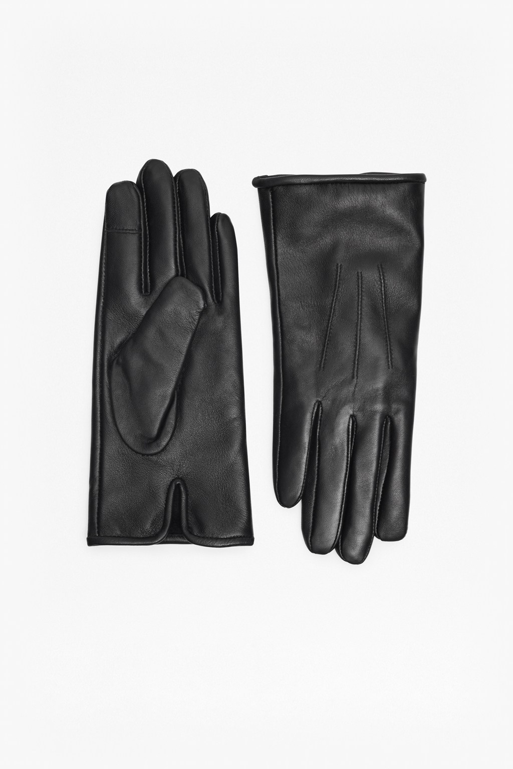 Mens leather touchscreen gloves uk - Leather Touchscreen Gloves Loading Images