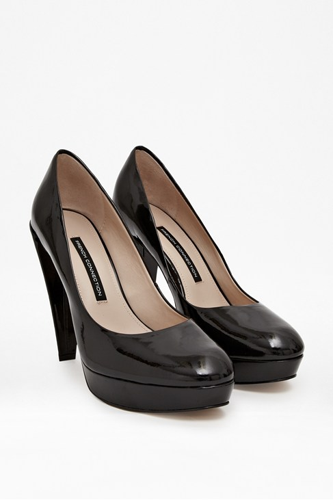 High Heeled Platform Pump Shoes