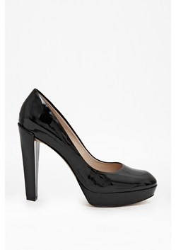 High Heeled Platform Pump